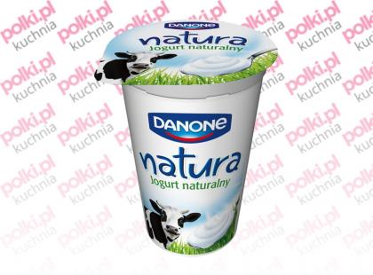 """Jogurt naturalny """"Danone Natura"""""""