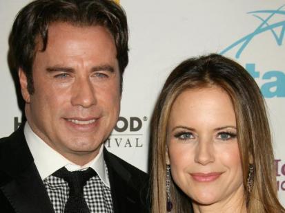 John Travolta: Do zobaczenia, synku