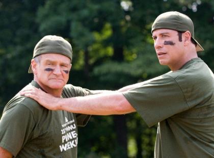 John Travolta i Robin Williams - nareszcie razem!