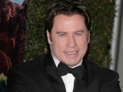 John Travolta przerywa milczenie