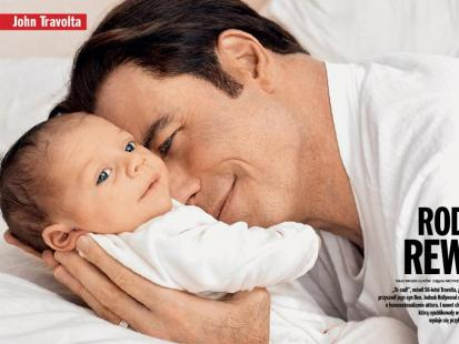John Travolta - Rodzinna rewolta