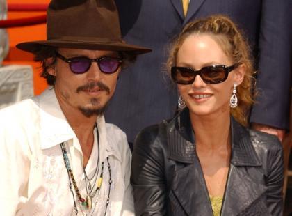 Johnny Depp i Vanessa Paradis rozstali się!