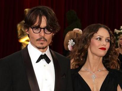 Johnny Depp i Venessa Paradis: wreszcie ślub