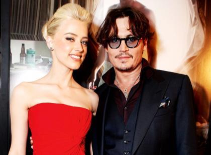 Johnny Depp - Nowa miłość