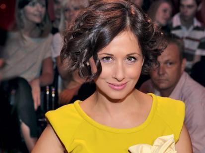 Jolanta Fraszyńska - Powrót na salony