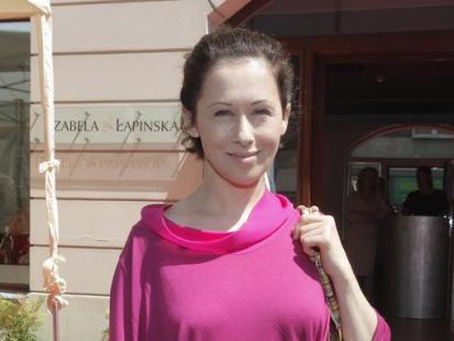 """Jolanta Fraszyńska w """"Tańcu z gwiazdami"""""""