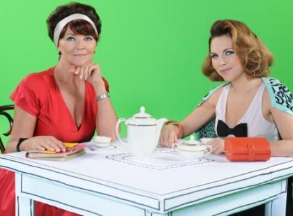 Jolanta i Aleksandra Kwaśniewskie poprowadzą pierwszy wspólny program