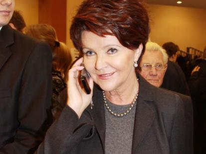 Jolanta Kwaśniewska poparłaby transseksualistkę