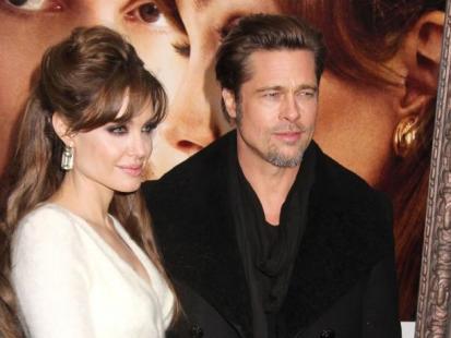 "Jolie, Pitt i Depp na premierze filmu ""The Tourist"""