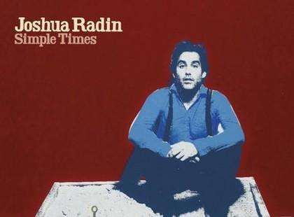 "Joshua Radin ""Simple Times"""