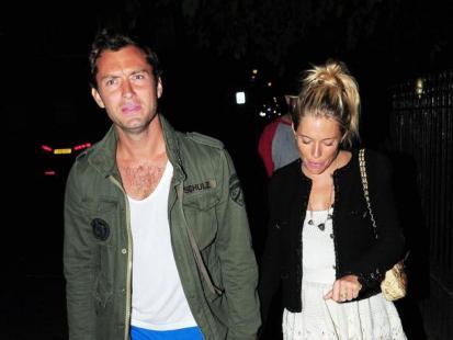 Jude Law i Sienna Miller wzięli sekretny ślub!