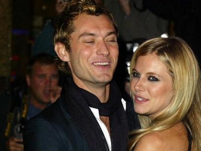 Jude Law i Sienna Miller znów razem