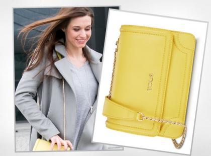 Julia Kamińska nosi torebkę w ultra modnym kolorze
