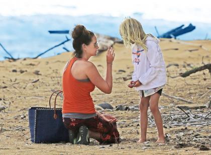 Julia Roberts - Hawaje, moja miłość