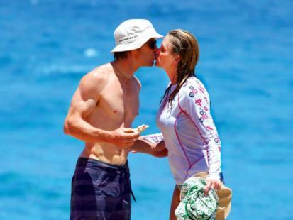 Julia Roberts i Danny Moder - Wakacje na Hawajach