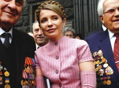 Julia Tymoszenko: Powrót księżniczki na łono Ukrainy