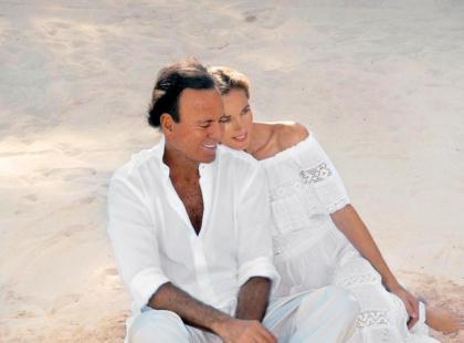 Julio Iglesias i Miranda Rijnsburger - Ślub po 20 latach!