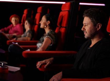 "Jury ""The Voice of Poland"" nie zmienia ubrań?"