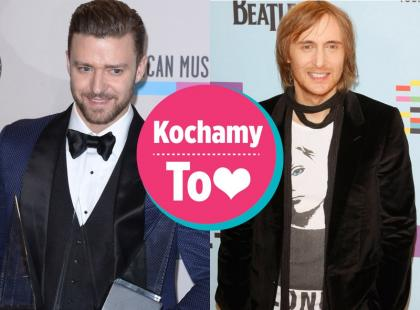 Justin Timberlake i David Guetta w Polsce!