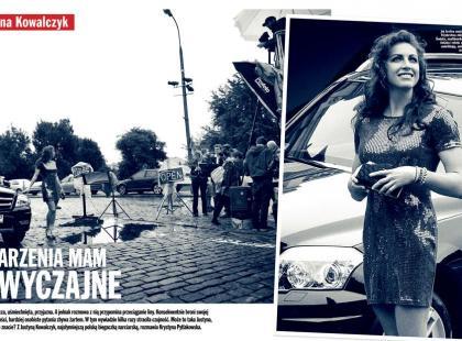 Justyna Kowalczyk: Płaczę tylko z bezsilności