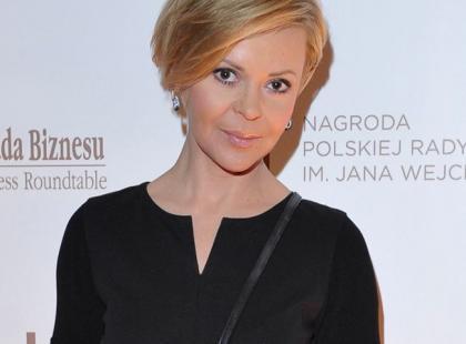 Justyna Pochanke zmagała się z depresją