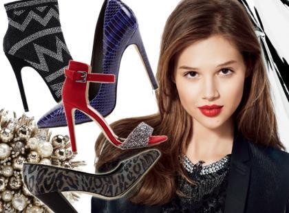 Już jest! Świąteczna kolekcja butów i torebek Aldo