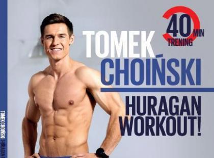 Już jest! Trening Tomka Choińskiego na DVD