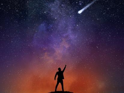 Już niebawem czeka nas prawdziwa uczta dla oczu - na niebie będzie widoczny deszcz meteorów i superksiężyc. Znamy szczegóły!
