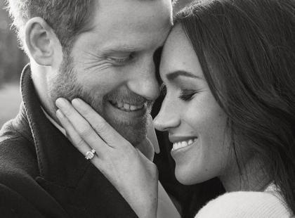 Już są! Oto zaręczynowe zdjęcia księcia Harrego i Meghan Markle