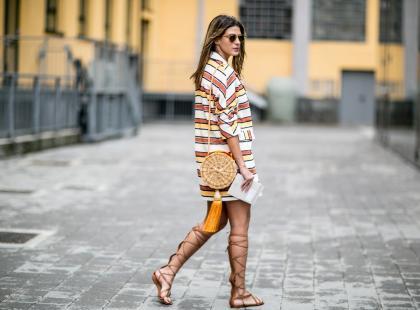 Już teraz zaplanuj swoje rzymskie wakacje! No, chociaż wybierz buty...