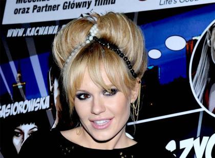 Kac Wawa - makijaże i fryzury gwiazd na premierze