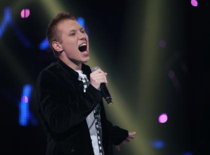 Kacper Sikora - zwycięzcą czwartej edycji Mam Talent
