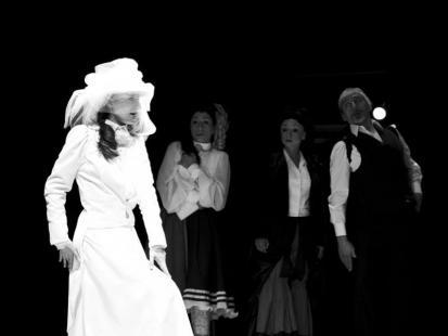 """""""Kafka tańczy"""" w Teatrze Żydowskim"""