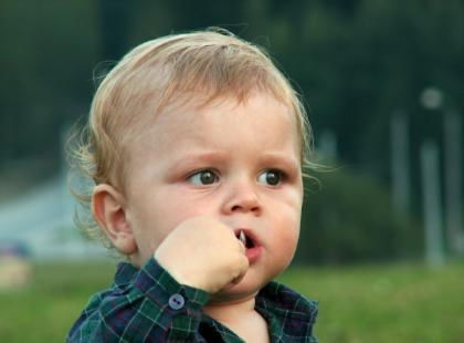 Małe dzieci są szczególnie podatne na fanaberie, zarówno w zachowaniu, jak i w wyborze pożywienia