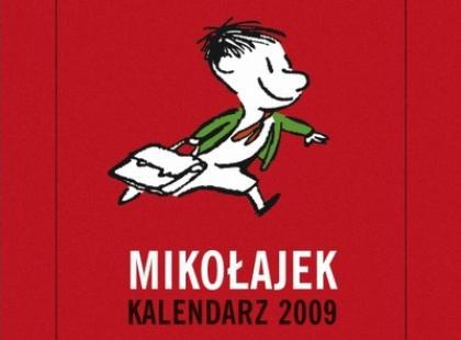 Kalendarz z Mikołajkiem