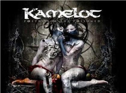 "Kamelot ""Poetry for the Poisoned"""