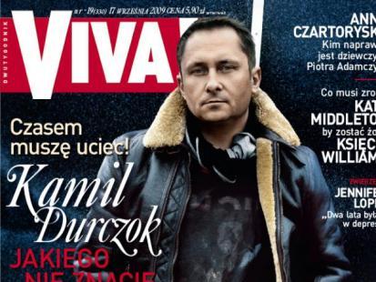 Kamil Durczok jakiego nie znacie