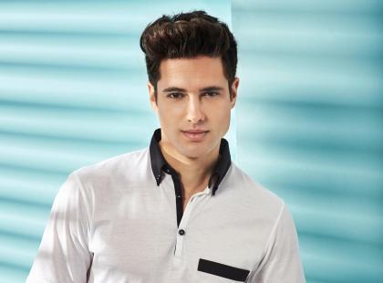 Kampania męskiej marki odzieżowej Giacomo Conti