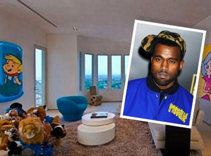 Kanye West sprzedaje swój kawalerski apartament!