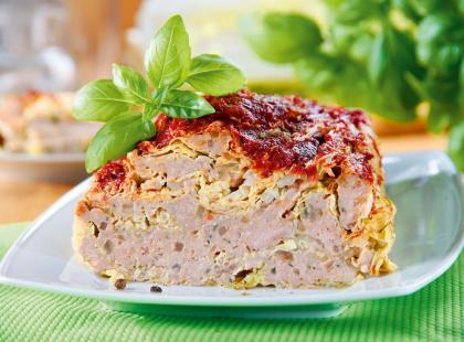 Kapusta pekińska nadziewana mięsem