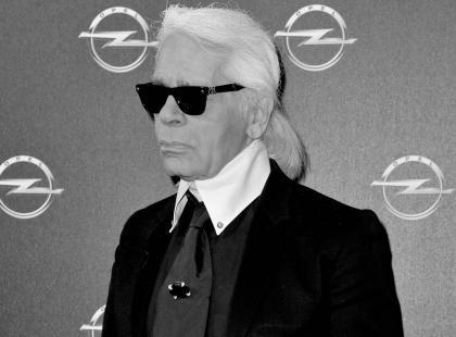 Karl Lagerfeld nie żyje. Legendarny projektant miał 85 lat