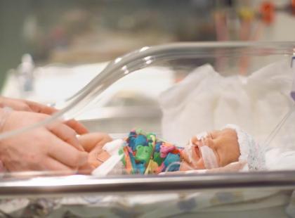 Karmienie prenatalne wcześniaka