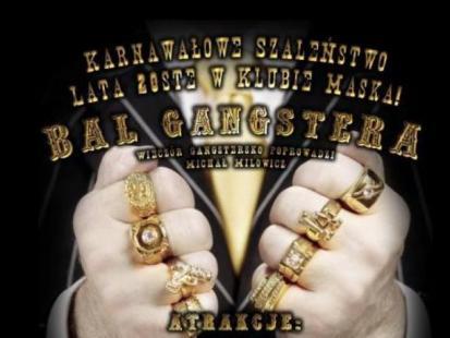 Karnawałowy Bal Gangstera