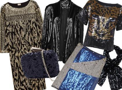 Karnawałowy hit: 35 ubrań i dodatków z cekinami