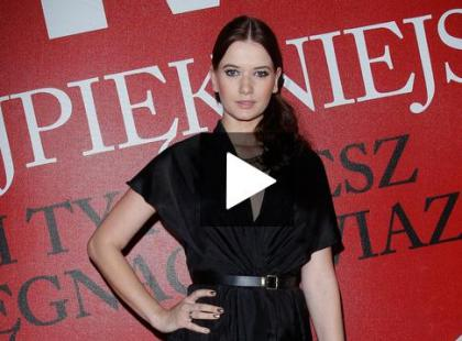 Karolina Malinowska - Viva! Najpiękniejsi 2011 (video)