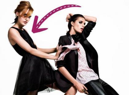 Karolina Wąż w kampanii H&M