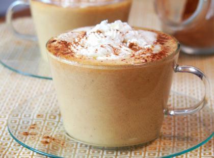 Kasia Gotuje z Polki.pl - Pumpkin latte