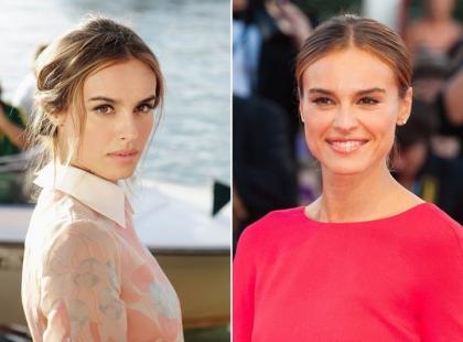 Kasia Smutniak - dawniej modelka, dziś aktorka