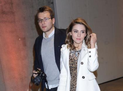 Kasia Tusk zaręczyła się ze swoim chłopakiem