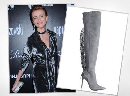 Kasia Zielińska nosi najmodniejsze buty sezonu?